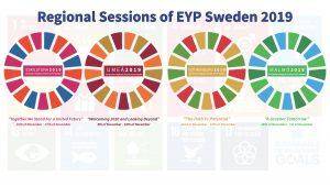 EYP Regional Sessions